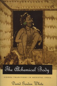 The Alchemy Body cover for book by David White
