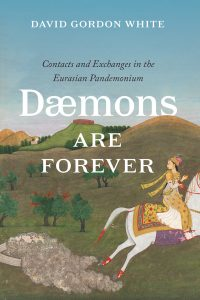 Daemons are Forever by David White Book Cover