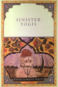 Sinister Yogis cover book by David White