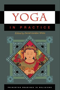 Yoga in Practice cover for book edited by David White